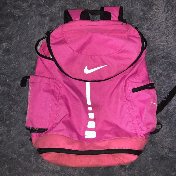 a8d17bc0bc801 Nike Bags | Pink Elite Backpack | Poshmark